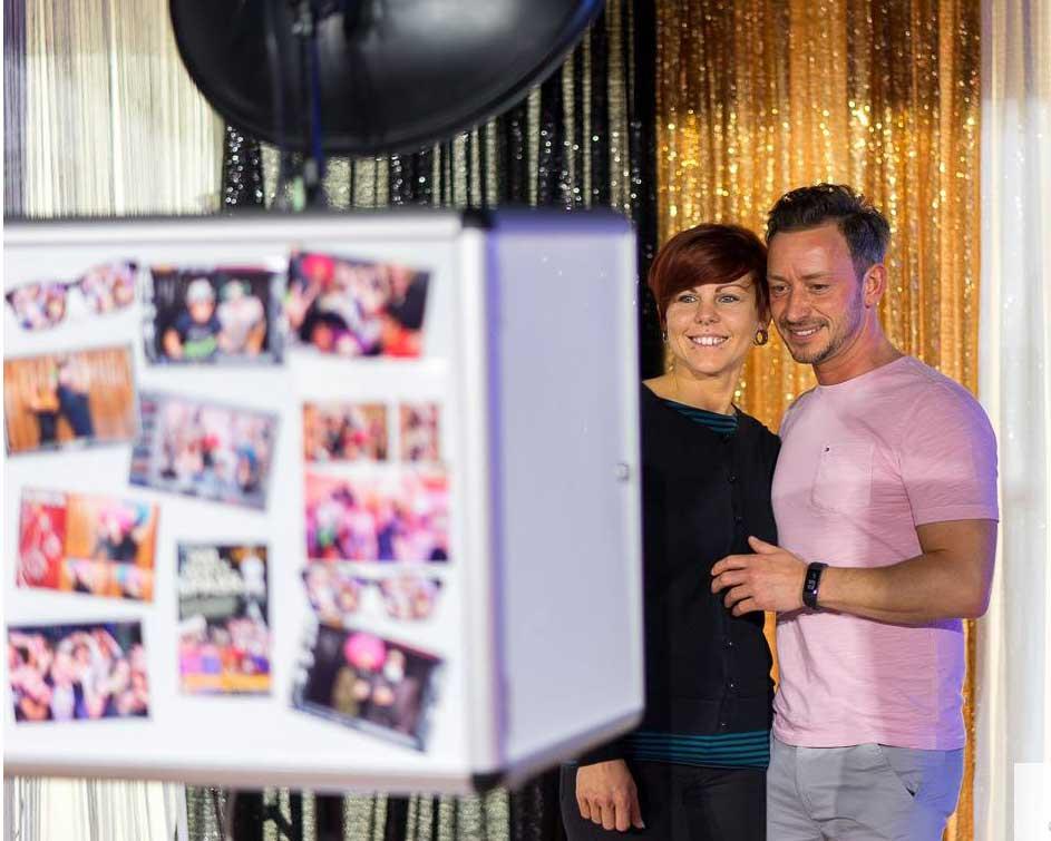 Fotobox Hochzeit
