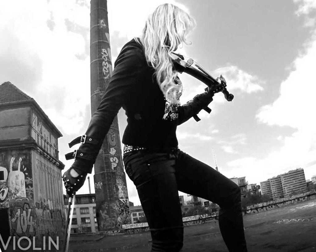 Hochzeit E-Geigerin Electra Violin